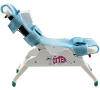 Otter XL Bath Chair
