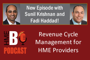 Podcast with Sunil Krishnan and Fadi Haddad