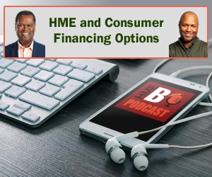 HME and Consumer Financing Options Podcast